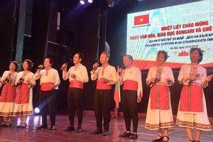 Ngày hội văn hóa Bulgaria và chữ viết Slavơ tại Việt Nam