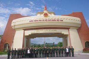 BĐBP Quảng Trị gặp mặt truyền thống các thế hệ chỉ huy BĐBP Bình - Trị - Thiên