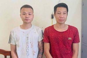 2 thanh niên ở Thanh Hóa rút lê đâm trọng thương cảnh sát hình sự