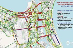 Đà Nẵng: Đề xuất thêm 6 đường một chiều, cầu qua sông Hàn, hầm qua sân bay