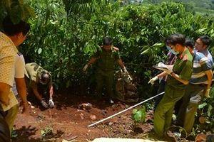 Hiện trường vụ 3 bà cháu bị sát hại ở Lâm Đồng