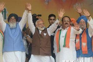 Liên minh cầm quyền Ấn Độ xúc tiến thành lập chính phủ mới