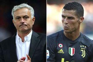 Được Ronaldo tiến cử, Mourinho vẫn không có cửa về Juventus