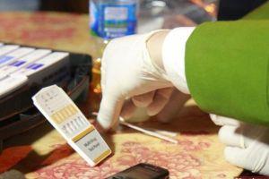 Lái xe dương tính với ma túy phạt đến 18 triệu đồng, tước giấy phép 2 năm