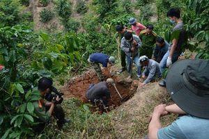 Lâm Đồng: Sát hại 3 bà cháu rồi chôn xác phi tang
