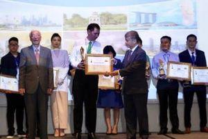 Tập đoàn Mai Linh nhận giải 'Top 10 thương hiệu được tin dùng nhất ASIA' 2019