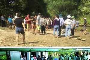 Lào Cai: 4 học sinh 12 tuổi bị đuối nước thương tâm