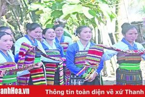 Bản làng chung sức giữ gìn bản sắc văn hóa