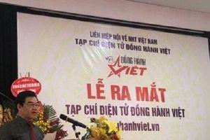 Ra mắt Tạp chí điện tử 'Đồng hành Việt'