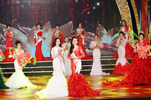 Các nữ doanh nhân lộng lẫy trong đêm gala Tôn vinh Hoa hậu Doanh nhân Việt Nam 2019