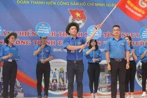 Tuổi trẻ quận Ba Đình tình nguyện vì cuộc sống cộng đồng