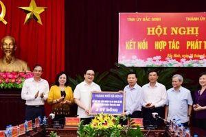 Hà Nội – Bắc Ninh: Tăng cường kết nối, hợp tác, phát triển