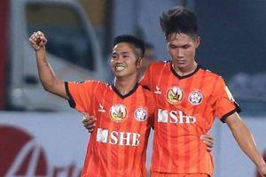 Vòng 11 V-League 2019: HAGL gục ngã trước Đà Nẵng ở Hòa Xuân