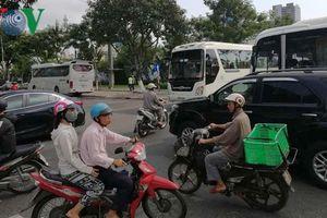 Đà Nẵng tiếp tục phân làn một chiều nhiều tuyến đường để giảm ùn tắc