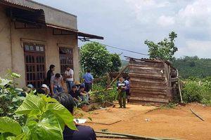 Hiện trường thảm sát 3 bà cháu ở Lâm Đồng