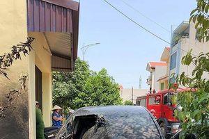 Honda Việt Nam thông tin chính thức về vụ cháy xe Honda CR-V