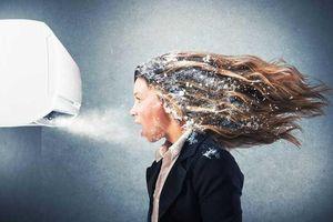 Ngồi văn phòng quá lạnh ảnh hưởng đến khả năng sinh sản