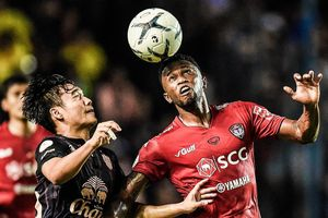 Highlights Thai League: Buriram 1-0 Muangthong