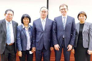 Đoàn đại biểu cấp cao TPHCM kết thúc chuyến thăm, làm việc tại Hà Lan và Đức