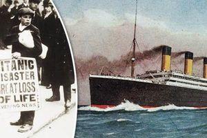 Nóng: Triệu phú ngân hàng khiến tàu Titanic gặp thảm họa kinh hoàng?