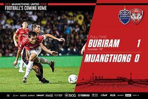 Buriram 1-0 Muangthong: Văn Lâm 'bó tay', Xuân Trường đá 10 phút cuối