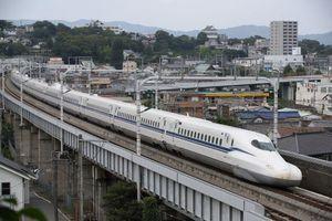 Tàu cao tốc Nhật Bản phá vận tốc kỷ lục mới