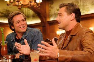 Leonardo DiCaprio và Brad Pitt: Cặp bài trùng làm nên thành công 'Once Upon a Time in Hollywood'