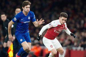 Hai nhân vật quan trọng của Arsenal không dự trận chung kết Europa League với Chelsea