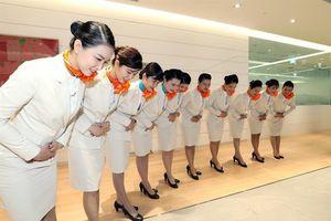 Hàng không Hàn Quốc tăng tuyển tiếp viên Việt Nam
