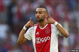 'Cỗ máy' ghi bàn Hakim Ziyech rời Ajax gia nhập Arsenal?