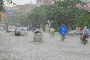 Chấm dứt nắng nóng, miền Bắc bước vào đợt mưa lớn diện rộng