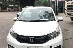 Honda Brio xuất hiện tại Việt Nam, chuẩn bị ra mắt