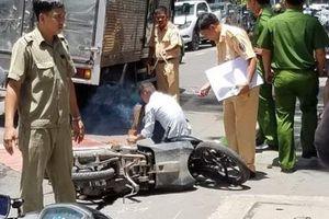 TP.HCM: Người phụ nữ tử vong sau va chạm với xe tải
