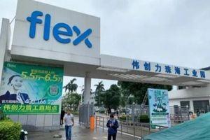 Đối tác lắp ráp tạm ngừng sản xuất cho Huawei