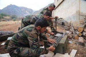 Chiếm thị trấn Kafr Naboudeh ở Hama, 350 tay súng khủng bố thiệt mạng