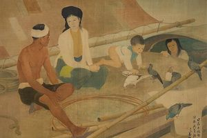 Hai tranh khỏa thân của Lê Phổ bán hơn 44 tỉ đồng