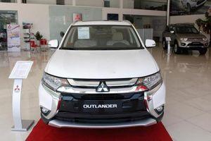 5 tháng đầu năm 2019, giá xe Mitsubishi Outlander biến động thế nào?