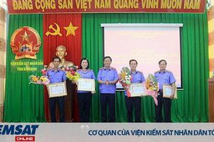 Đảng bộ VKSND tỉnh Bình Định sơ kết 3 năm thực hiện Chỉ thị số 05 của Bộ Chính trị