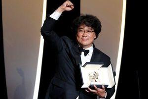 Đạo diễn Bong Joon-ho: 'Cannes đã tặng điện ảnh Hàn Quốc một món quà tuyệt vời'