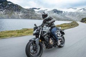 Honda CB500F mới nhập khẩu Thái Lan được bán chính hãng với giá từ 179 triệu VNĐ