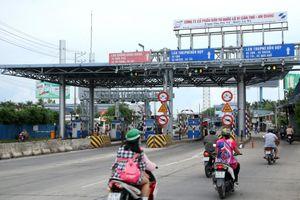 Lý do Trạm thu phí T2 BOT Quốc lộ 91 tạm dừng thu