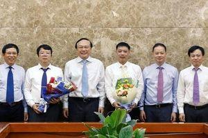 Bổ nhiệm nhân sự mới tại Bộ Tài nguyên và Môi trường