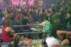 Ngăn chặn tệ nạn ma túy ở vũ trường, quán karaoke