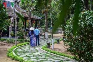 Nhà vườn An Hiên đón du khách trở lại với vẻ đẹp đậm văn hóa Huế