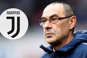 Chia tay Chelsea, HLV Sarri 'kết duyên' với Juventus?