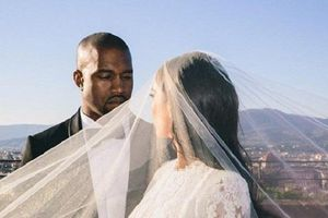 Vợ chồng Kim 'siêu vòng 3' tung ảnh kỷ niệm 5 năm ngày cưới