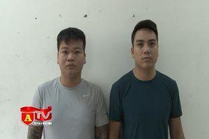 Hà Nội: Bắt giữ nhóm đối tượng cưỡng đoạt tài sản và cho vay nặng lãi