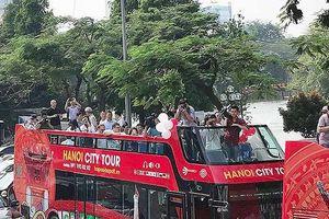 Xe buýt 2 tầng sẽ 'chôn chân' ở TP.HCM?