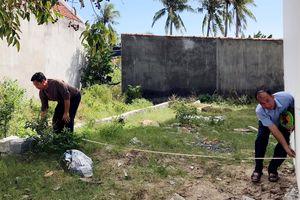 Một lô đất tái định cư cấp cho 2 hộ dân