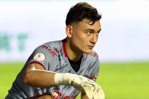 Văn Lâm lý giải nguyên nhân bàn thua trước Buriram United